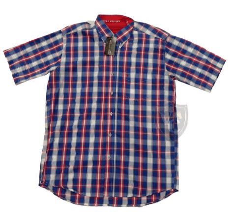 Camisa Bucks Masc. M/C Azure BWMMC2117