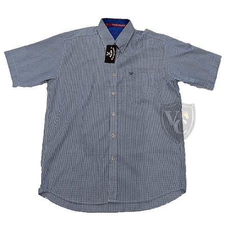 Camisa Tomahawk Masc. M/C Azul Claro TMKMMC2146