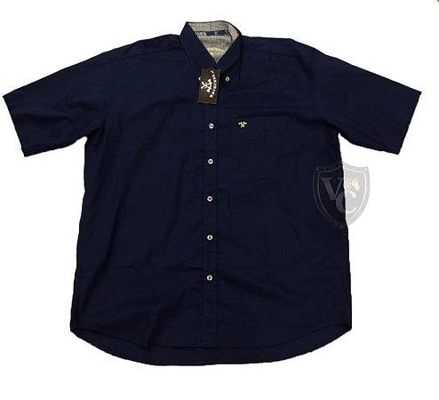 Camisa Tomahawk Masc. M/C Azul Marinho TMKMMC2147