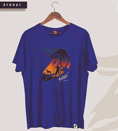 Camiseta Aurochs Masculina Azul 310061