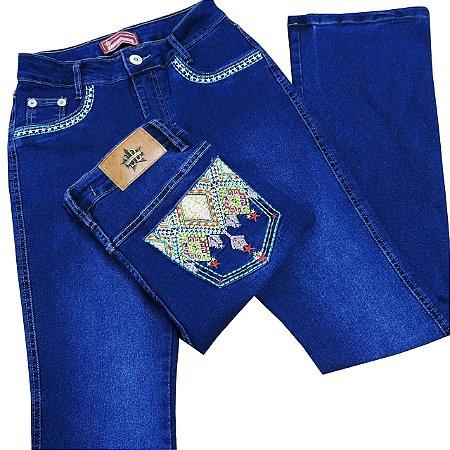 Calça Jeans Smith Brothers Fem. SBB185