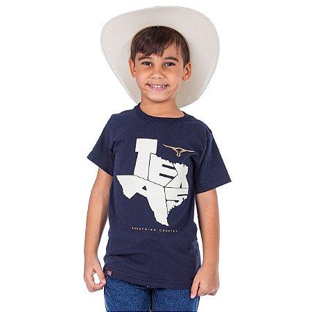 Camiseta King Farm Infantil KFIGCK85