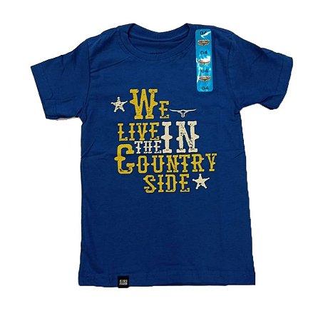 Camiseta King Farm Infantil KFIGCK05
