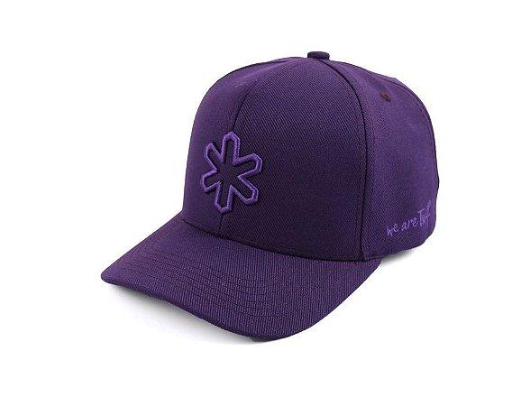 Boné Tuff All Purple Roxo Logo Roxo CAP3648