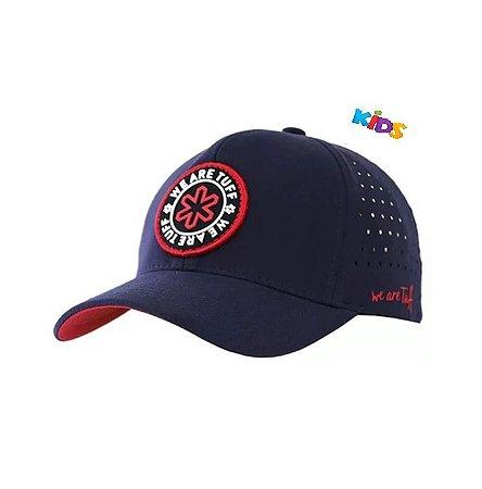 Boné Tuff Geórgia Infantil Azul Marinho CAP1379