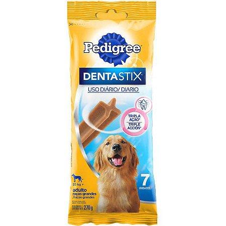 Pedigree Dentastix Cuidado Oral Para Cães Adultos Raças Grandes 270g