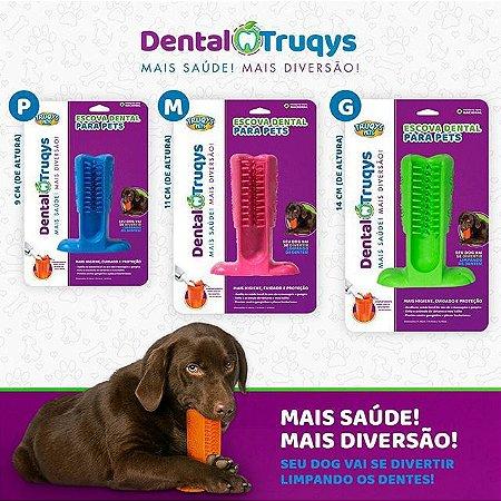 Escova Dental Truqys Para Pets