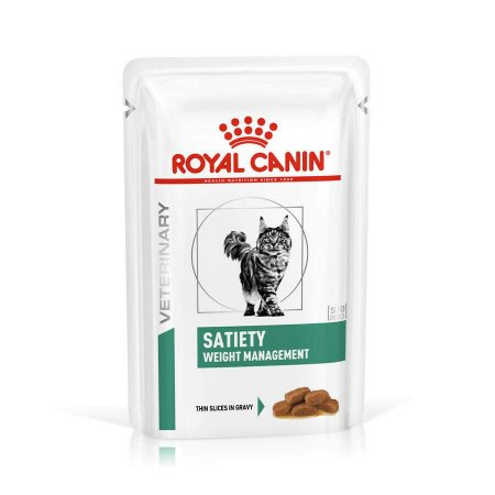 Ração Royal Canin Sachê Feline Obesity Wet 100gr