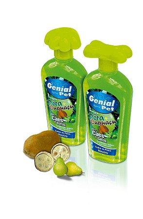 Shampoo Genial Pet Pêra e Cupuaçu Cães e Gatos 500ml