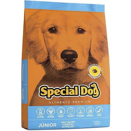 Ração Special Dog Júnior Premium para Cães Filhotes - 3kg