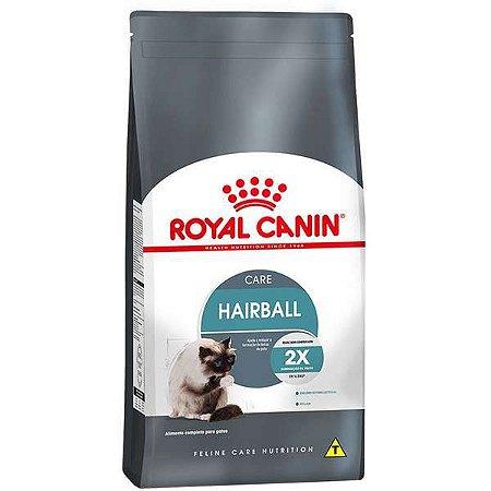 Ração Royal Canin Intense Hairball para Gatos Adultos - 1,5Kg