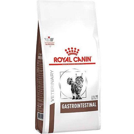 Ração Royal Canin Feline Veterinary Diet Gastro Intestinal - 1,5kg
