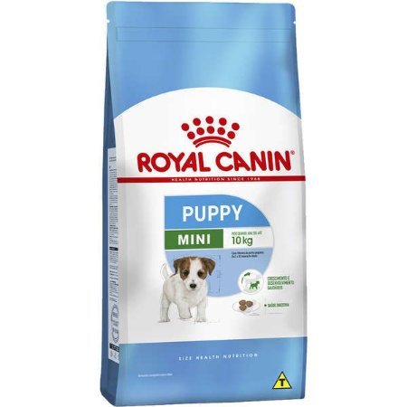 Ração Royal Canin Mini Puppy P/ Cães Filhotes Raça Pequena
