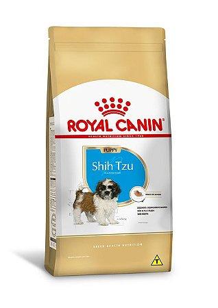 Ração Royal Canin Shih Tzu Junior