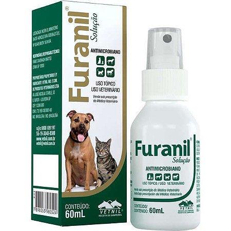 Antimicrobiano Furanil Spray - 60 ml