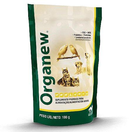 Organew Forte Probiótico + Prebiótico