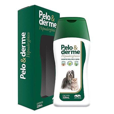 Shampoo Pelo Derme Hipoalergênico