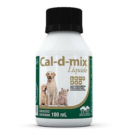 Suplemento Vetnil Cal-D-Mix Líquido