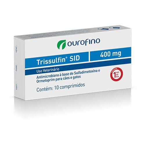 Antimicrobiano Ouro Fino Trissulfin