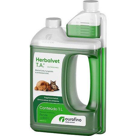 Desinfetante Bactericida Herbalvet