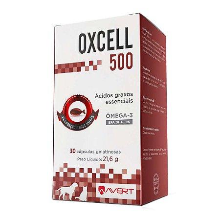 Oxcell 30 Cápsulas