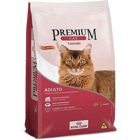 Ração Royal Canin Cat Premium Castrados