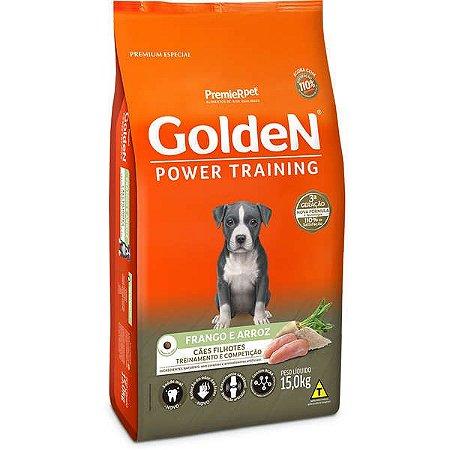 Ração Golden Cães Power Training - 15 kg
