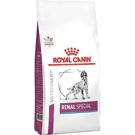 Ração Royal Canin Canine Veterinary Diet Renal