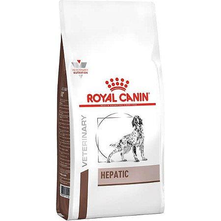 Ração Royal Canin Canine Veterinary Diet Hepatic