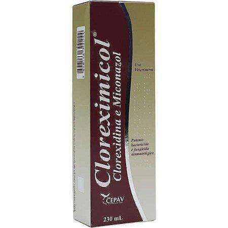 Shampoo Antimicrobiano Cloreximicol 230ml