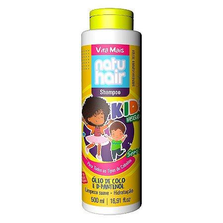 Shampoo Kids Vegano NatuHair 500ml