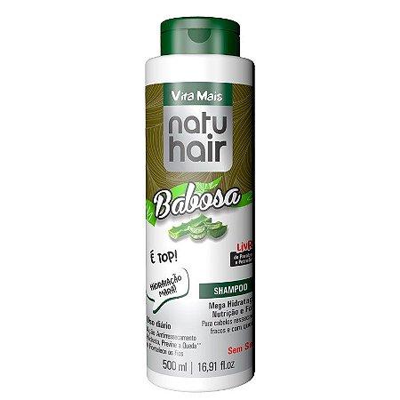 Shampoo Vita Mais NatuHair Babosa 500ml