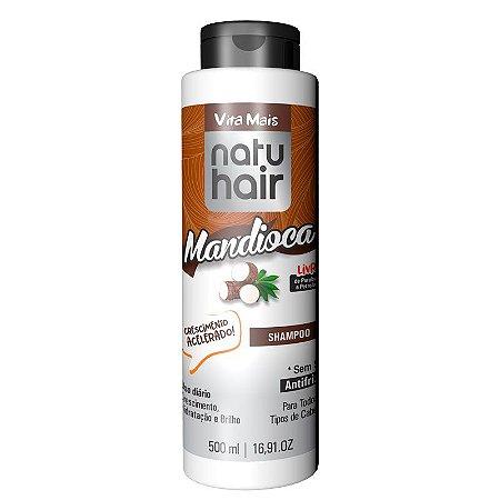 Shampoo Vita Mais NatuHair Mandioca 500ml