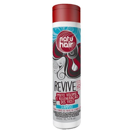 Shampoo Revive Cabelo NatuHair 300ml