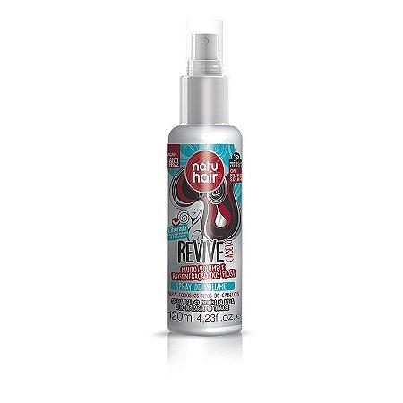 Spray de Volume Revive Cabelo NatuHair 120ml