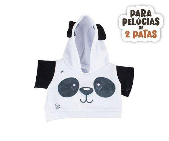 Moletom com Capuz Panda