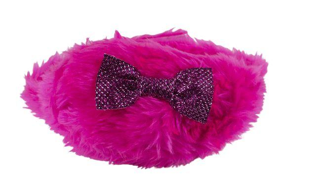 Pochete Rosa Pink Pelo