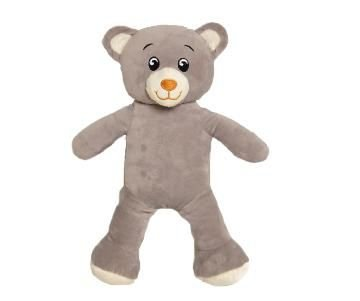 Urso Satim Cinza