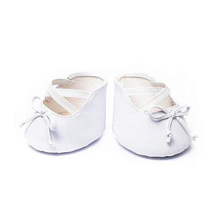 Sapatilha Ballet Branco