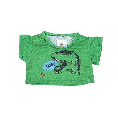 Camiseta Verde Rex