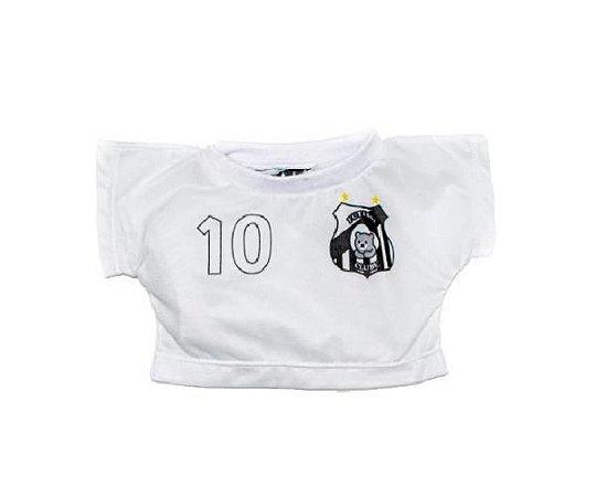 Camiseta Time Branco 12
