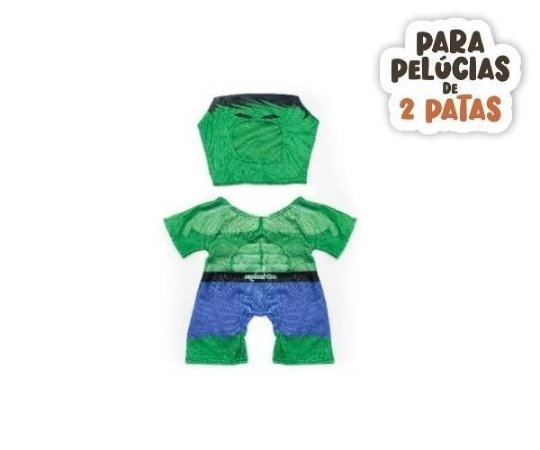 Conjunto Herói Verde