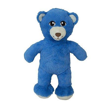 Urso Pelo Alto Azul