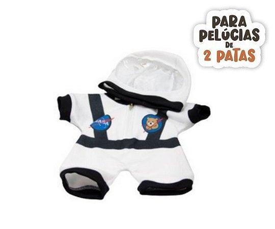 Macacão Astronauta com Capacete