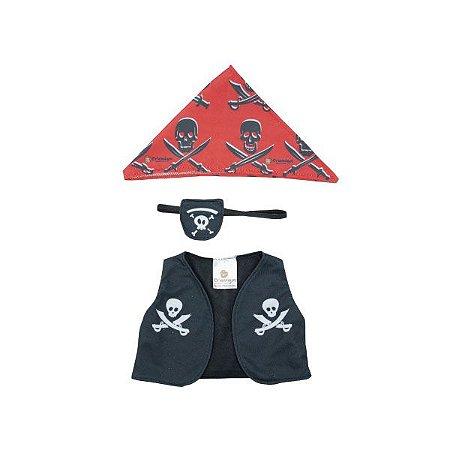 Kit Pirata 3 Peças