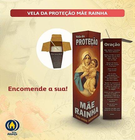 VELA DA PROTECAO MAE RAINHA