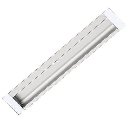 Puxador Concha IL 155 Alumínio Anodizado 128mm