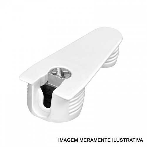 Dispositivo de Montagem FB Plástico Branco 16/19mm