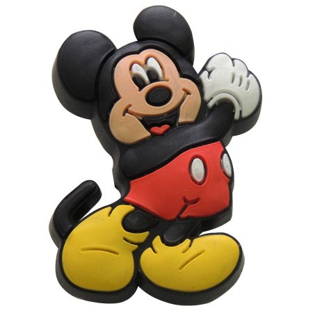 Puxador Ponto IL5519 Mickey 45mm