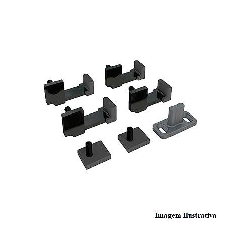 Sistema Mão Amiga Sequenziato Direito para 2 Portas 100Kg